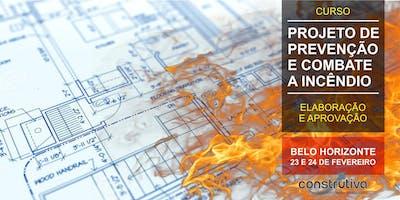 Projeto de Prevenção e Combate a Incêndio em Minas Gerais