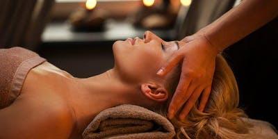 "\""Go For the Flow\"" Swedish Massage  - FREE Workshop hosted by Massage Envy"