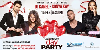 European Valentines day Party 2019