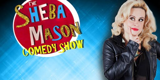 FREE PIZZA! Sheba Mason Comedy Show Featuring TOP NYC COMICS!