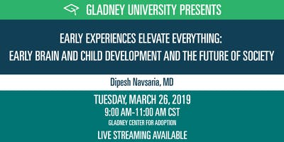 Early Experiences Elevate Everything: Early Brain and Child Development and the Future of Society