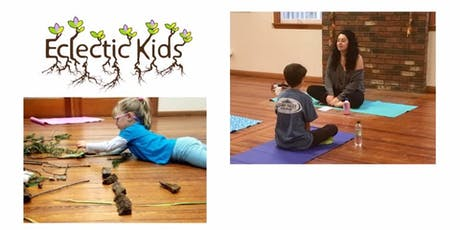 Eclectic Kids 4-6yrs tickets