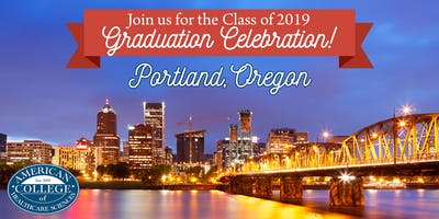 achs.edu 2019 Graduation Celebration