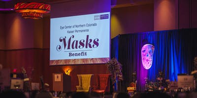 2019 Eye Center of Northern Colorado Masks Benefit Gala