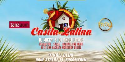 Casita Latina - Reggaeton / Salsa / Bachata im Tivoli Club Köln