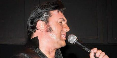 Andy Otley is Elvis tickets
