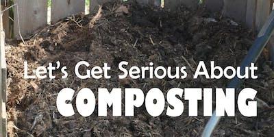 Cross Creek Nursery Seminar Series: Get Serious About Composting
