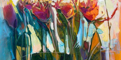 Floral Abstraction @ Art Central - Feb 17th
