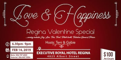 Love & Happiness A Valentines Day Special