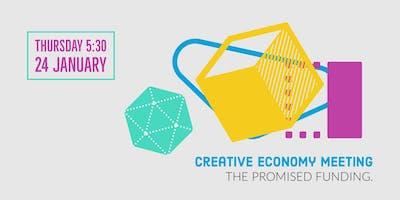 Creative Economy Meeting - January 2019