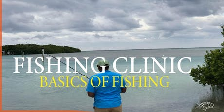 Fishing Clinic tickets