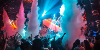 Complimentary Guest List for Konflikt at Parq Nightclub