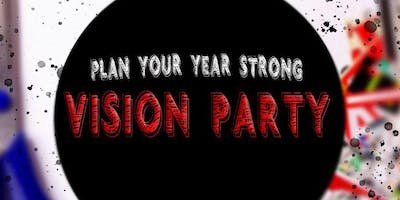 Plan Your Year Strong: A Vision Party