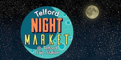 Telford Night Market : Opening Night!