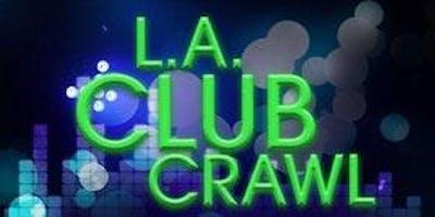 LA Club Crawl: Exclusive Hollywood NightClubs & Free Drinks
