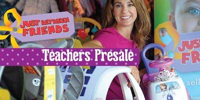 Lakeland JBF Teacher's Presale Spring 2019