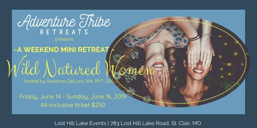 Wild Natured Women - Mini Retreat