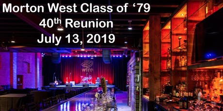 MW Class of '79 40th Reunion tickets