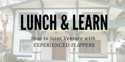 FREE REAL ESTATE INVESTORS LUNCH & LEARN!