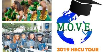 MOVE, Inc. - 2019 HBCU Tour Info Session 2 - January 24, 2019