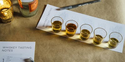 Local Small Batch Whiskey Tasting Event