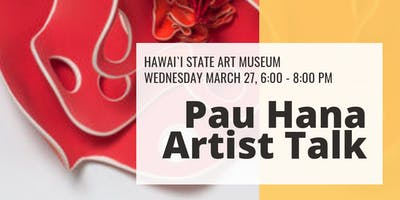 Pau Hana Artist Talk: Licia McDonald and Jamie Allen