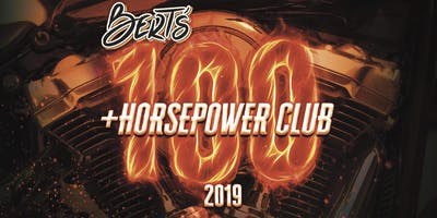 Bert's 100+ Horse Power Club