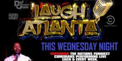 Wednesday Comedy in Buckhead ATL