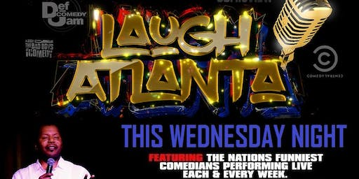 Wednesday Comedy in Buckhead ATL