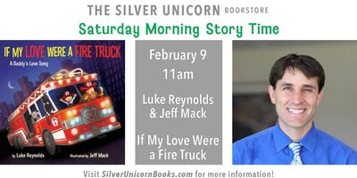 Saturday Morning Story Time with Luke Reynolds