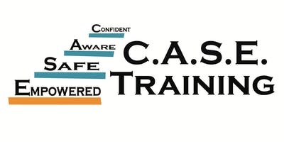 Crime Prevention and Safety Awareness Parent Seminar by C.A.S.E. Training