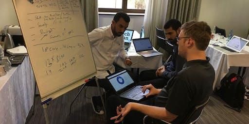 Nutanix Enterprise Cloud Solution Design Boot Camp, 09-12 September 2019 San Jose, CA