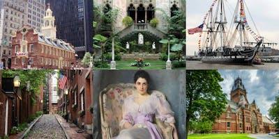 Présentation du voyage culturel à Boston