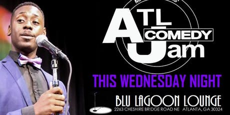 ATL Comedy Jam Wednesdays tickets