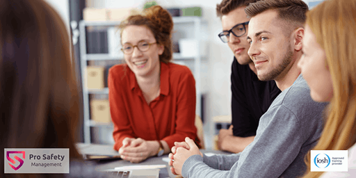 Become IOSH Managing Safely Certified – 3 day Programme