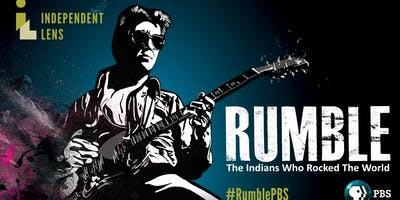 """Free Screening of """"Rumble: The Indians Who Rocked the World"""""""