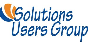 Solutions Users Group - Spring 2019