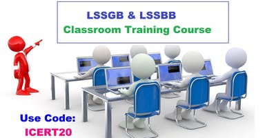 LSSGB and LSSBB Classroom Training in Lake Charles, LA