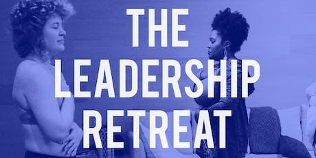 the Leadership Retreat tickets