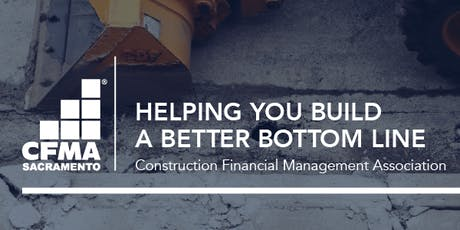 CFMA Education - Building Project Managers Into Business Managers tickets