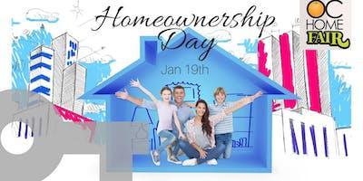 Homeownership Day - OC Home Fair 2019