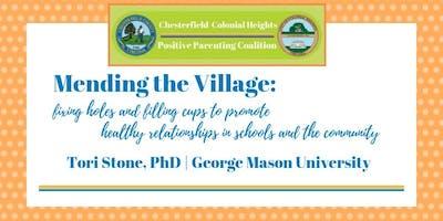 13th Annual Positive Parenting Institute   Dr. Tori Stone, PhD