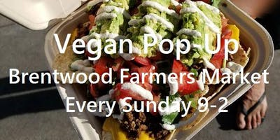 The Little Green Kitchen Pop-Up : Vegan Tacos Nachos Tostadas & Desserts