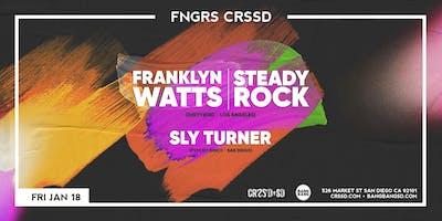 FRANKLYN WATTS + STEADY ROCK