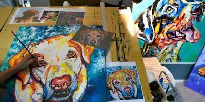 Paint Your Pet 3/16/19