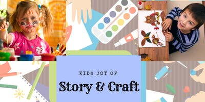 Story and Craft - Creative and Empowering Art Experiences for Kids