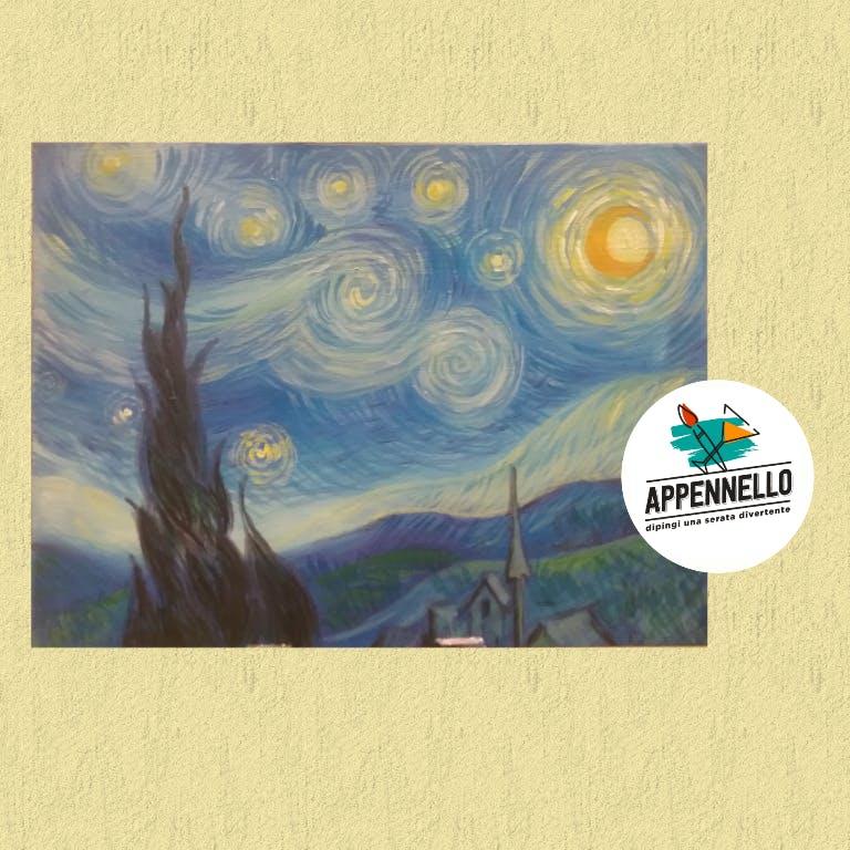 Stelle e Van Gogh: aperitivo Appennello a Jes