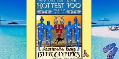 2020 AUSTRALIA DAY SF Official Party! Triple J, Cheap Beers, Aussie Games!