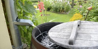 Free Water! Rain Barrel Installation Workshop