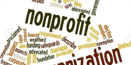 How to Start a Non-profit 501 c 3 Tax Exempt Business tickets